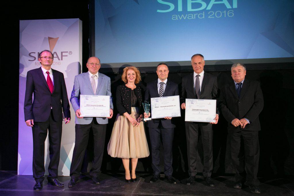 SIBAF award 2016